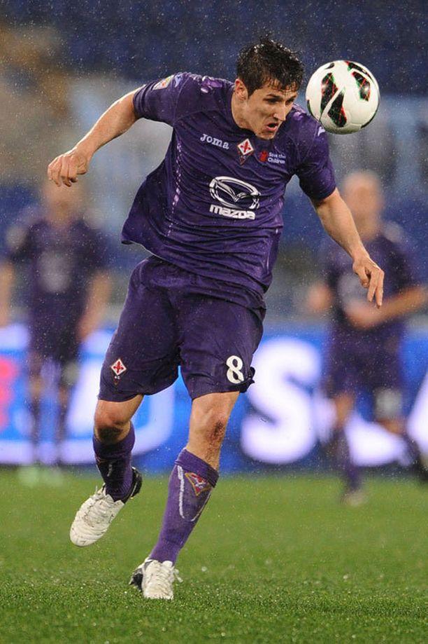 Stevan Jovetic siirtyi Manchester Cityyn.
