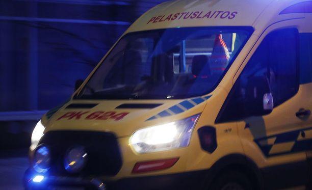 Jyväskylässä viisitoista ihmistä on evakuoitu kerrostulipalon takia. Kuvituskuva