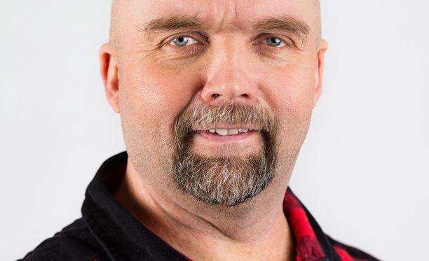 Kalajoelta kotoisin oleva liperiläinen Matti Yrjänä, 54, yrittää saada uuden keksintönsä kansainväliseksi tuotteeksi. Vastaavaa kasvukiinnikettä ei Yrjänän mukaan ole ennen ollut.