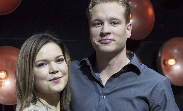 Noora ja Antti ystävystyivät matkalla.