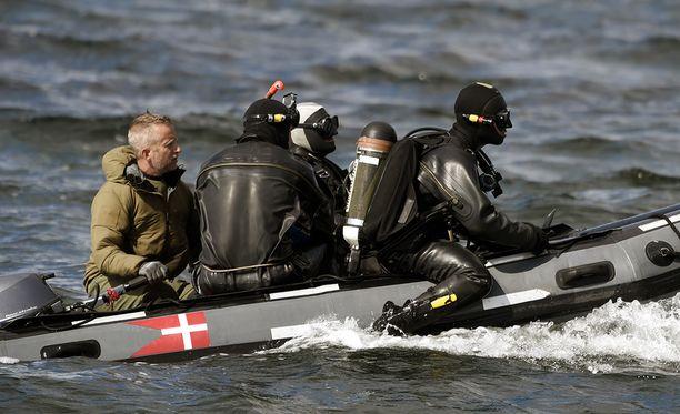 Kim Wallin ruumis löytyi paloiteltuna ja painoilla pohjaan upotettuna Kööpenhaminan lähivesiltä.