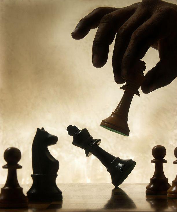 Kolmikymppisenä olet shakkimestari.