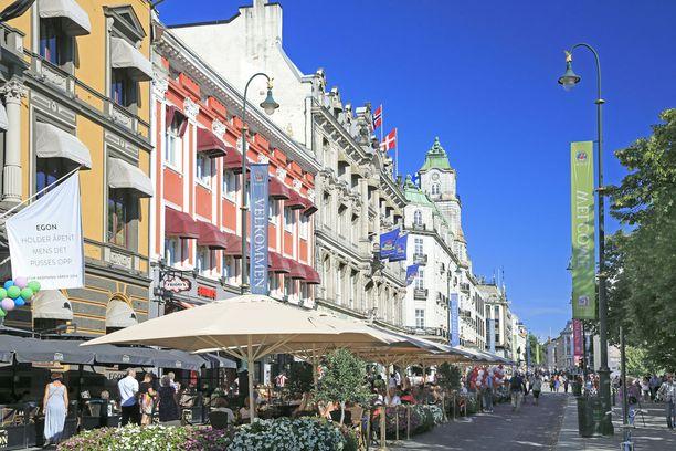 Pohjoismaisista kaupungeista suositellaan nyt Osloon suuntaamista.