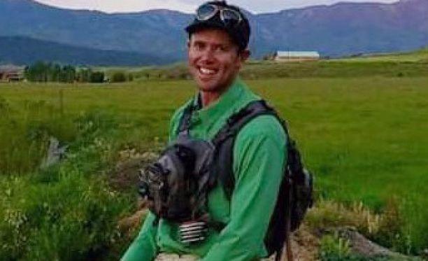 Corby Fisherin maasturi löydettiin leiripaikan läheltä.