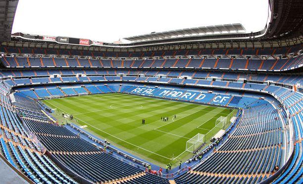 Santiago Bernabéun nimi saattaa olla kaupan.