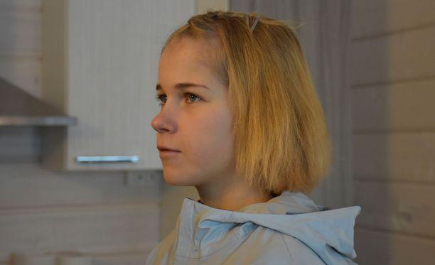 Alisa Vainion elämässä on tapahtunut suuria muutoksia.