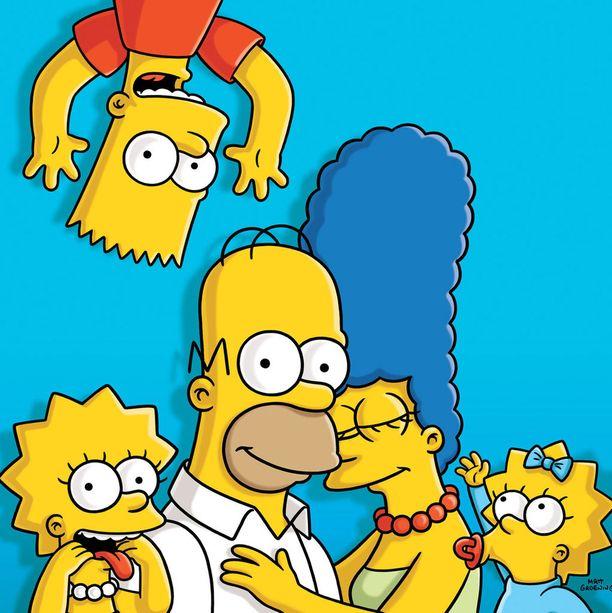 Simpsoneita on esitetty jo yli 600 jakson verran.