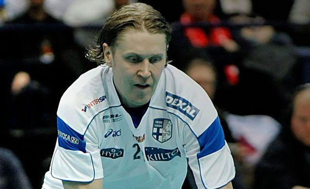 Mika Kohonen kuuluu Suomen kokeneeseen kaartiin.