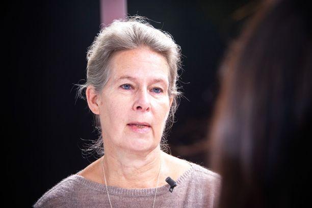 Hanna Nohynek oli Iltalehden Susanne Päivärinnan haastateltavana lokakuussa.