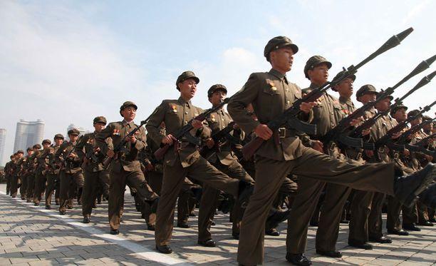 Pohjois-Korea on kieltänyt kaikki kaappaussyytökset.