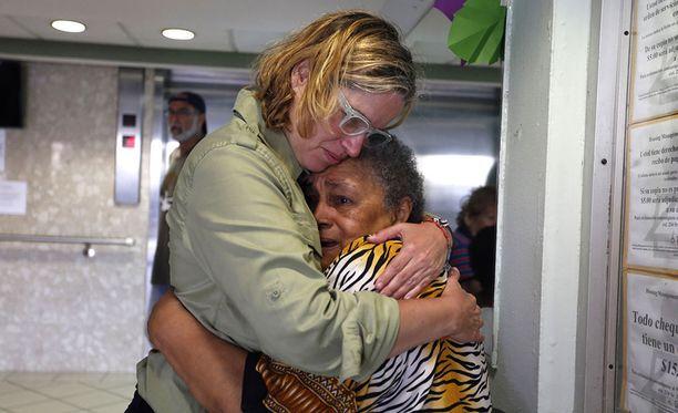 Puerto Ricon pääkaupungin pormestari Carmen Yulín Cruz on taistellut kansalaistensa puolesta ja tarpeen tullen lohduttanut heitä hädän keskellä.