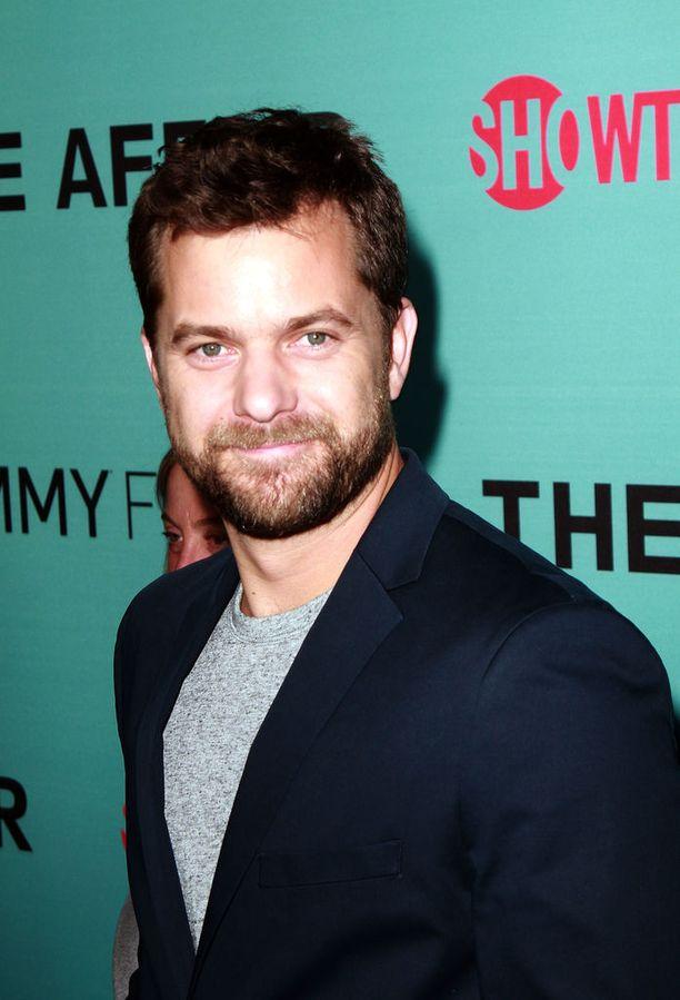 Joshua Jackson, 39, tunnetaan esimerkiksi The Affair -menestyssarjasta.