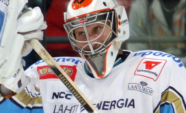 Niko Hovinen.