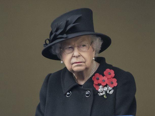 Elisabet täytti tänään keskiviikkona 95 vuotta.