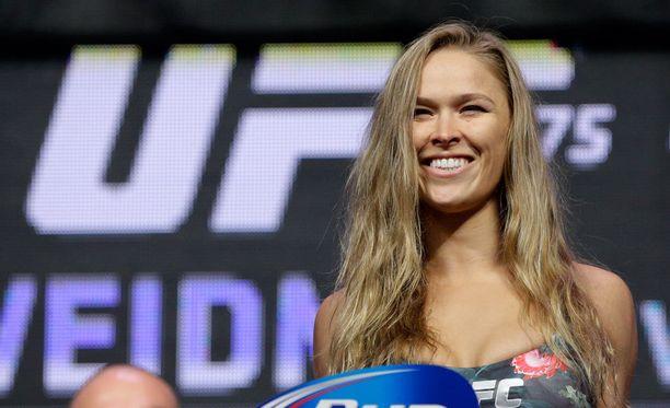 Ronda Rousey ei palaa kehiin vielä heinäkuussa.