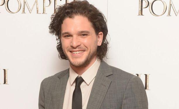 Games of Thrones -sarja on tehnyt Kit Haringtonista kuuluisan.