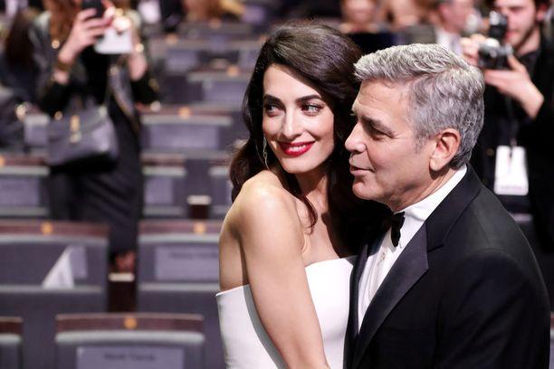 George Clooney ja Amal Alamuddin kihlautuivat huhtikuussa 2014. Pariskunta avioitui vielä saman vuoden aikana, syyskuussa 2014.
