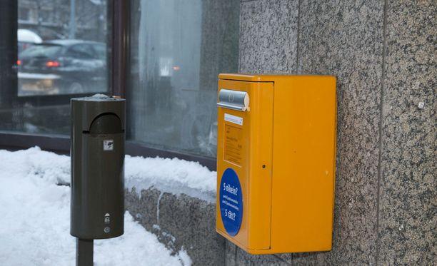 Vantaanrinteellä sijaitseva postilaatikkoon laitetut lähetykset ovat kadoksissa. Kuvituskuva.