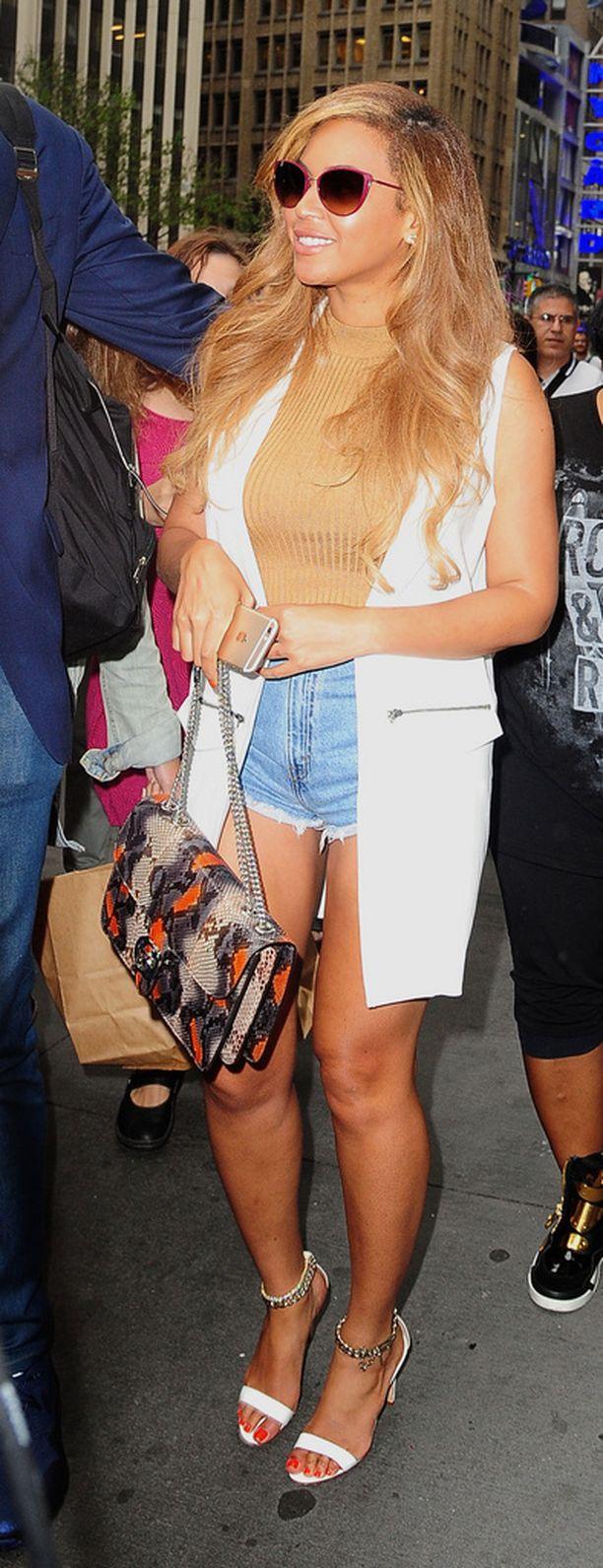 Beyonce on faniensa tyyli-ikoni.