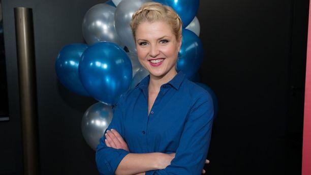 Helmi-Leena Nummela oli yksi Putouksen tämän kauden uusista näyttelijäkasvoista.