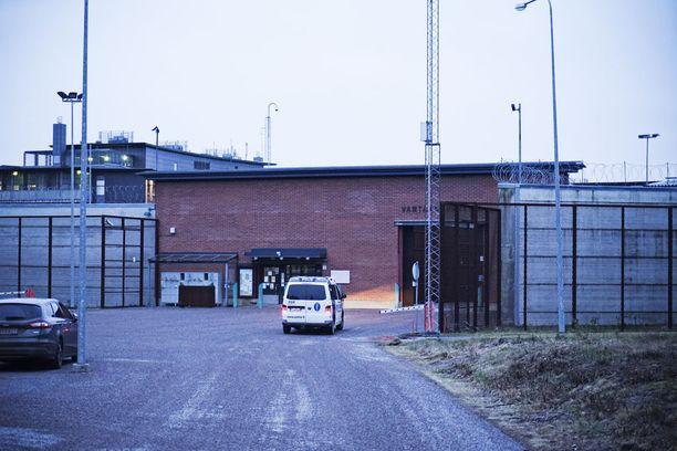 Jari Aarnio on jo viety tänään Vantaan vankilaan.