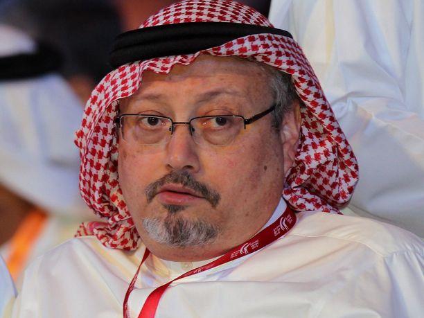 Jamal Khashoggi kirjoitti kriittisesti kotimaastaan Saudi-Arabiasta.