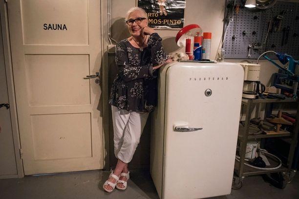 76-vuotias Ulla-Maija ei ole suunnitellut jäävänsä eläkkeelle. - Odotan, että milloin minut laitetaan, hän naurahtaa.