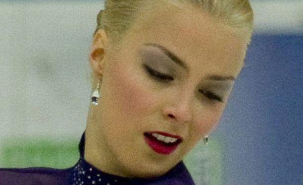 Kiira Korpi ei osallistu MM-kisoihin.