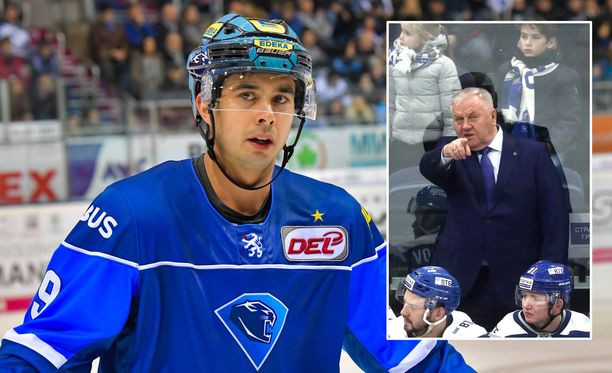 Tim Stapleton kertoo, ettei yhteiselo valmentaja Vladimir Krikunovin kanssa sujunut kaksisesti KHL:ssä.