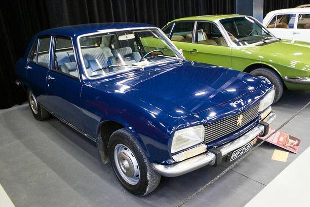 Peugeot 504 1969 Classic Motorshowssa 2013.