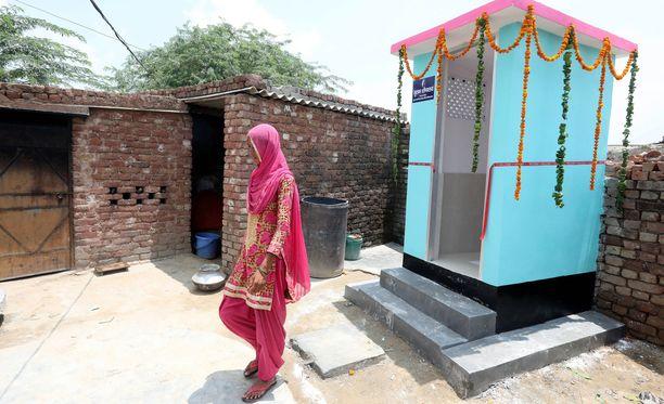 Vessojen puute on Intiassa mittava ongelma. Kuvituskuva.