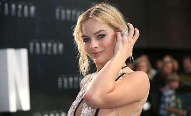 Margot Robbie esittää Janea uudessa The Legend of Tarzan -elokuvassa.