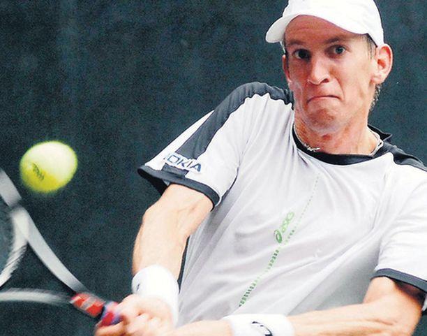 Loppuottelupaikka ATP-turnauksen nelinpelissä on Niemiselle uran toinen.