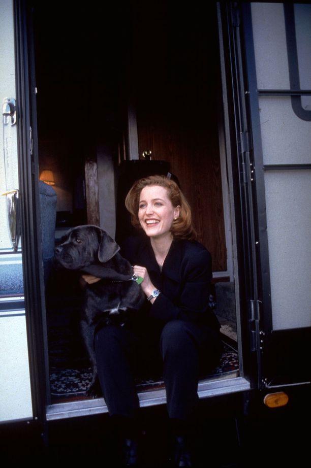 Kuva vuodelta 1997.