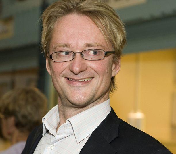Mikael Jungner innostaisi ihmisiä äänestämään Ikean katalogin kaltaisella ehdokasesitteellä.