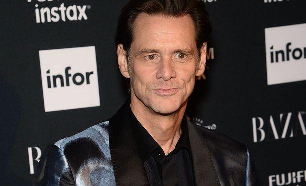 Jim Carrey tunnetaan muun muassa elokuvista Ace Ventura, The Mask -naamio ja Truman Show.