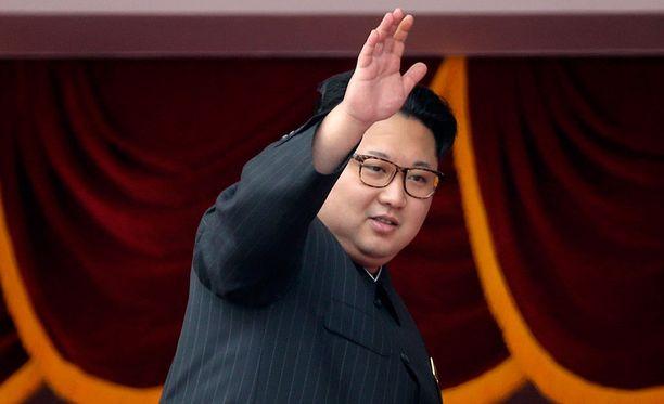Kim Jong Unin johtama Pohjois-Korea on laukaissut ballistisen ohjuksen Japaninmerta kohti.