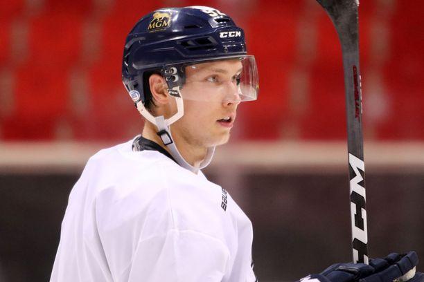 Sebastian Repo palaa Suomeen.