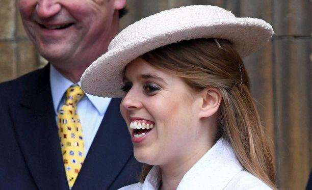 Hyvää syntymäpäivää, Yorkin prinsessa Beatrice!