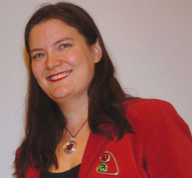 Vihreiden Minerva Krohn haluaa satsata perusterveydenhuoltoon.