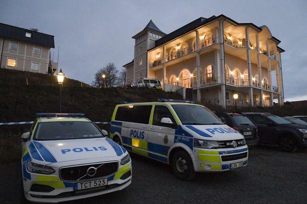 Neuvottelut alkavat torstaina Johannesbergin linnassa Rimbossa noin 50 kilometriä Tukholmasta pohjoiseen