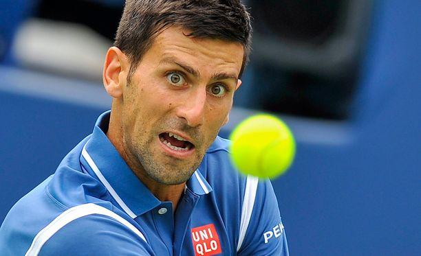 Novak Djokovic on yksi ennakkosuosikeista Rion olympiatenniksessä.