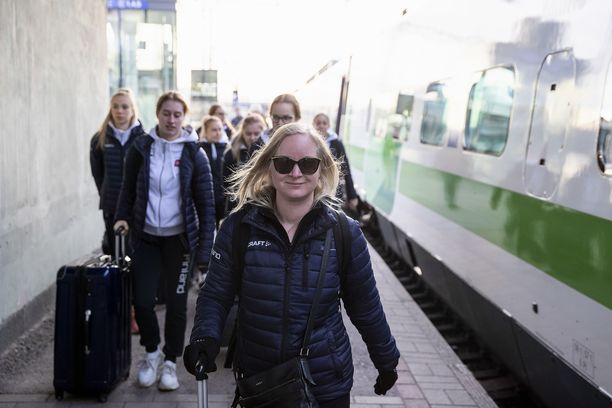 Titta Heikkilän mukaan Minetit sai kohusta lisää näytönhaluja.