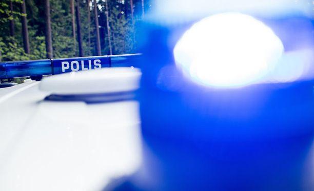 Poliisin mukaan mies oli käyttäytynyt kiinniottohetkellä sekavasti.