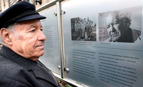 Solomon Perel päätyi Euroopasta Israeliin veljensä kintereillä.