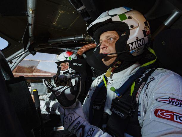 Mikko Hirvonen on kiertänyt viime vuosina useita erilaisia rallikilpailuja. Nyt hän palaa Ford Fiesta R5:n puikoissa ERC-tasolle ensimmäisen kerran sitten vuoden 2002.