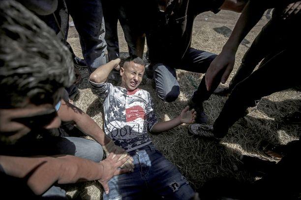 Israelin armeijan voimatoimia on arvosteltu.