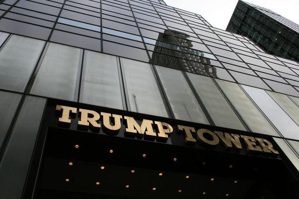 Iltalehti vieraili Donald Trumpin päämajassa Trump Towerissa New Yorkissa.