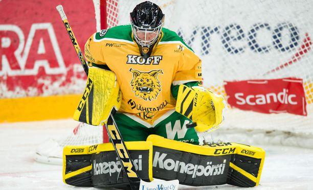 Karri Kivi oli tyytyväinen siihen, miten Markus Ruusu onnistui kasaamaan itsensä.