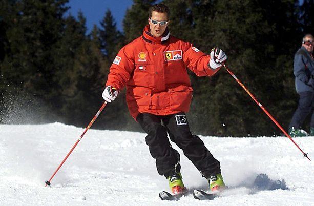Schumacher Onnettomuus